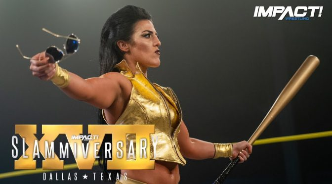 Slamming Slammiversary XVII – Review