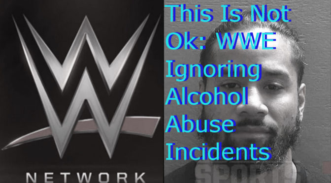 Jimmy Uso Needs to be an Example That WWE Doesn't Turn a Blind Eye to Addiction