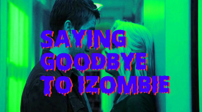 Saying Goodbye to iZombie – ComicCorp Podcast