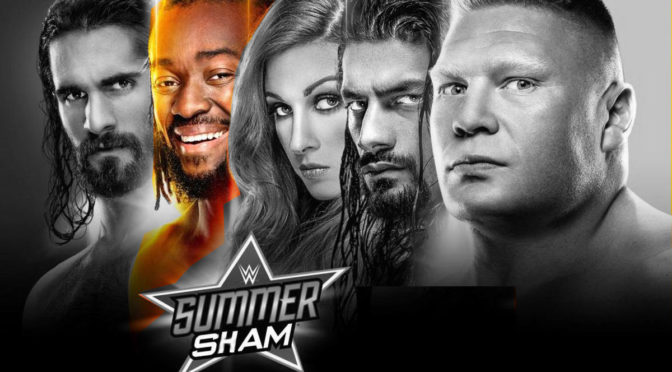 Blog Entry: SummerSlam Opinions