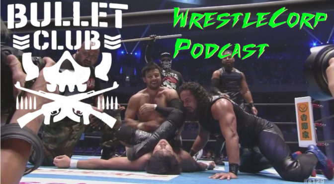 G1 Climax Outshines SummerSlam – WrestleCorp Podcast