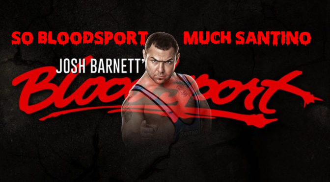 Bloodsport Bringing in Retired WWE Star to Judge Event?