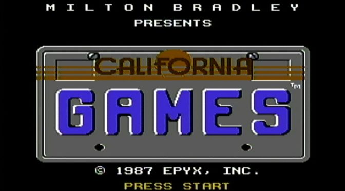 California Games Review (NES) – GameCorp Podcast