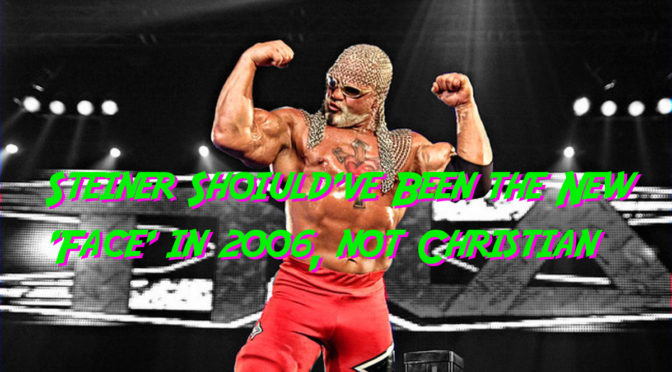 Forget Christian Cage, Scott Steiner Should've Won in 2006