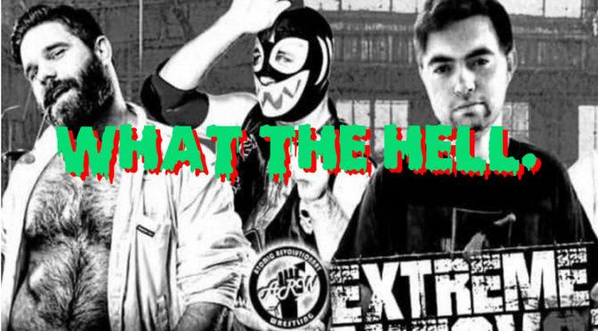 Pro Wrestling is Dumb – WrestleCorp Podcast