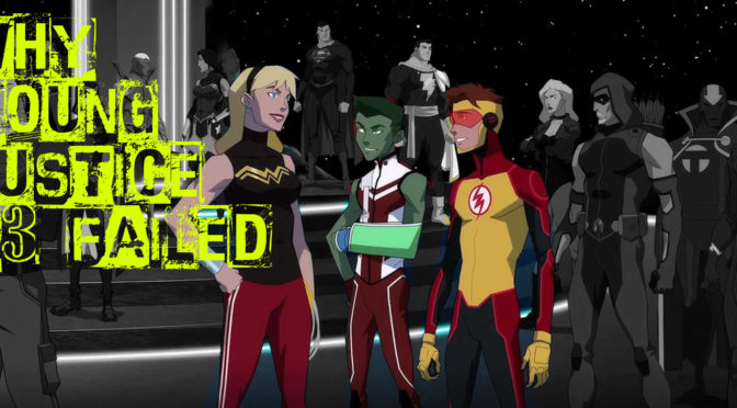 Young Justice Season 3 Flopped – ComicCorp Podcast
