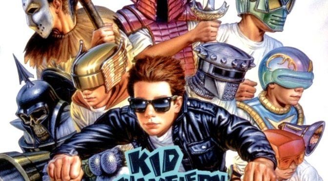 Kid Chameleon – GameCorp Podcast