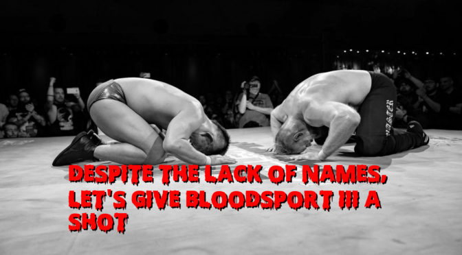 Josh Barnett's Bloodsport II Sacrifices Name Brand for Potential