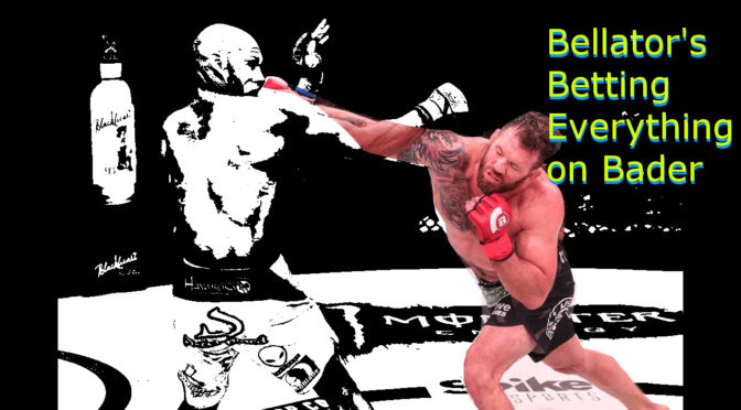 Ryan Bader Seeks to Establish Bellator By Winning More Titles