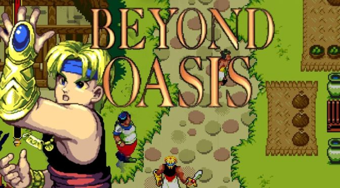 Beyond Oasis – GameCorp Podcast