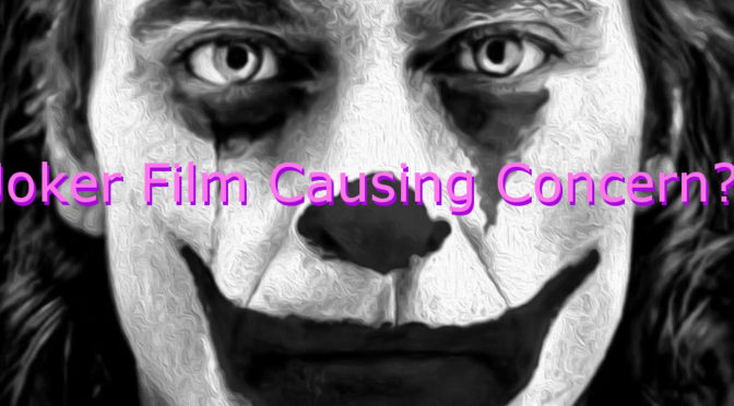 Joker Film Causing Concern? – ComicCorp Podcast