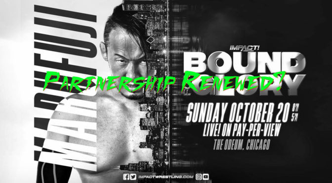 IMPACT to Relaunch Working Relationship With Company at Bound for Glory?