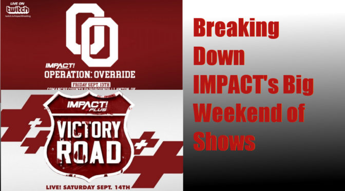 Operation: Override and Victory Road Talent Breakdown