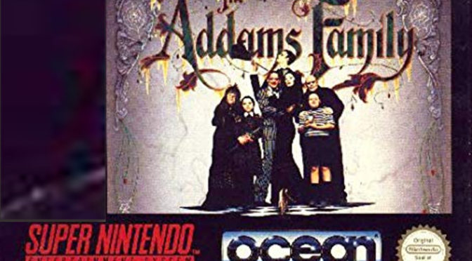 The Addams Family – GameCorp Podcast