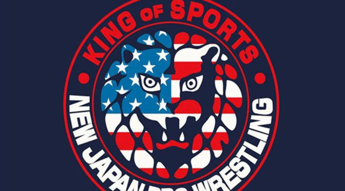 NJPW Announces U.S. Exclusive Subsidary