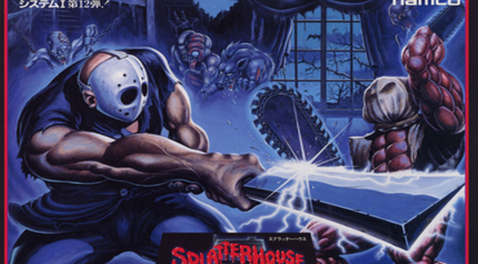 Splatterhouse Review – GameCorp Podcast