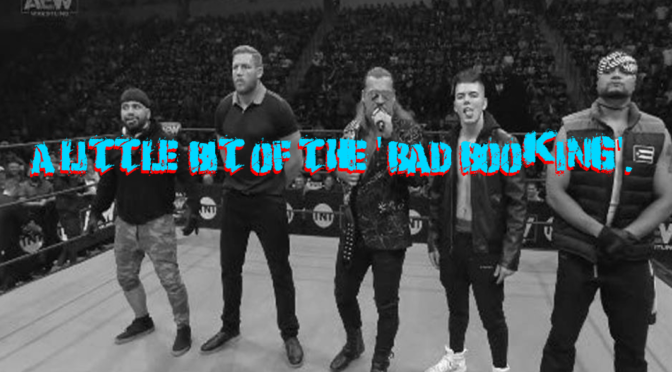 A Little Bit of the Bad Booking – Oh, Hi! Oh, Guys…Podcast