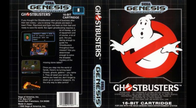 Ghostbusters (Sega) Review – GameCorp Podcast