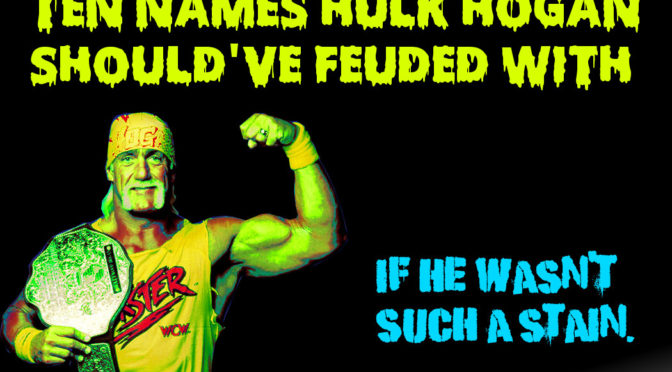 Ten wrestlers Hulk Hogan could've feuded with in WCW