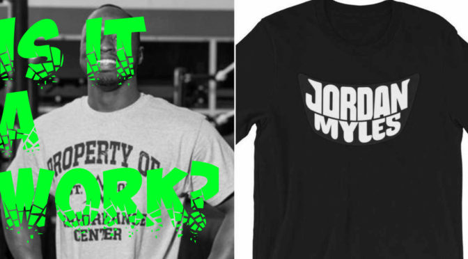Is Jordan Myles working fans with his t-shirt outrage? – The Wrestling Underground Podcast