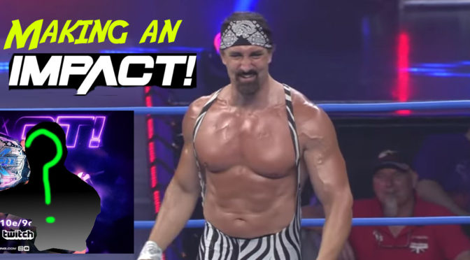 IMPACT Star Threatens to Quit – Making an IMPACT Podcast