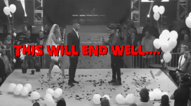 It's a Commercial Free Wedding – Making an IMPACT (Wrestling Podcast)
