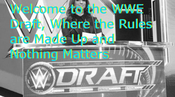 The Draft Was a Bust – The Wrestling Underground Podcast