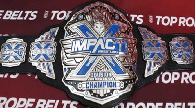 It's time to add a bit of size to IMPACT'S X-Division