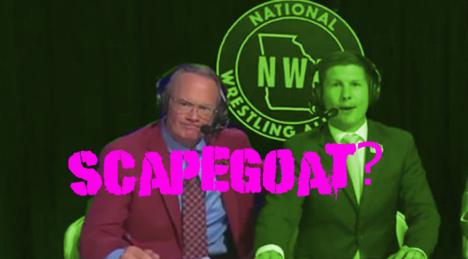 NWA makes Jim Cornette Scapegoat- Wrestling Underground Podcast