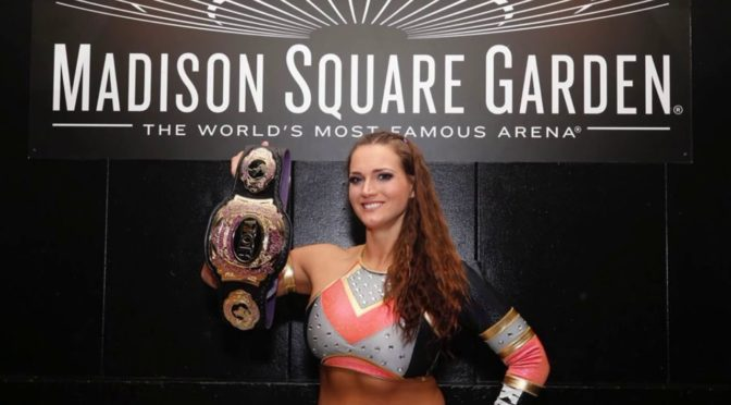 Kelly Klein's free of ROH, but where should she land next?