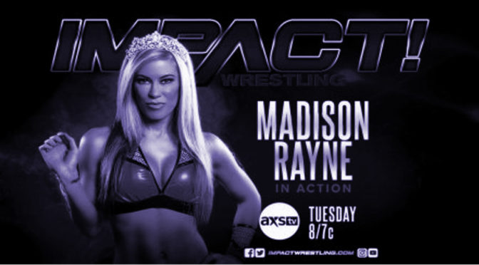 How Madison Rayne reinvented herself