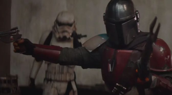 The Mandalorian Review – ComicCorp Podcast