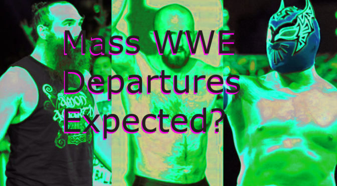 Mass WWE exodus coming? – Wrestling Underground Podcast