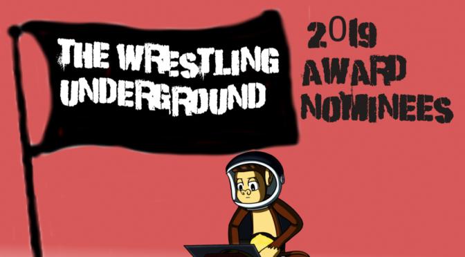 2019 Wrestling Underground Award Nominees