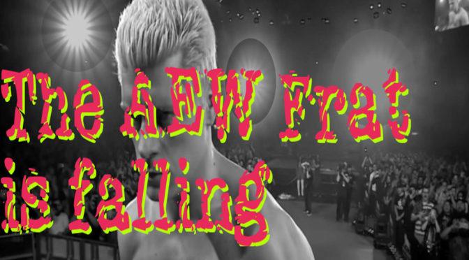 AEW's Boulevard of Broken Dreams – The Wrestling Underground