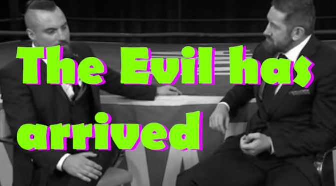 The Evil is in – Wrestling Underground Podcast