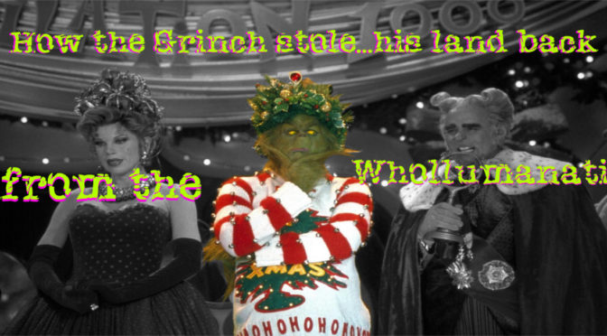 The Three Wise Grinches – The Corniest Chrismukkah Podcast Ever the Podcast