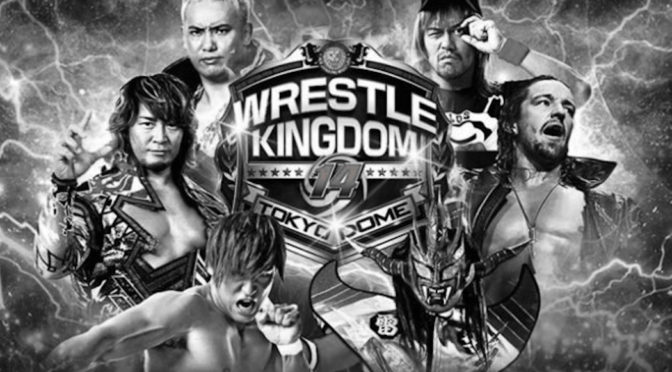 Looking at the Wrestle Kingdom 14 Card – Wrestling Underground Podcast