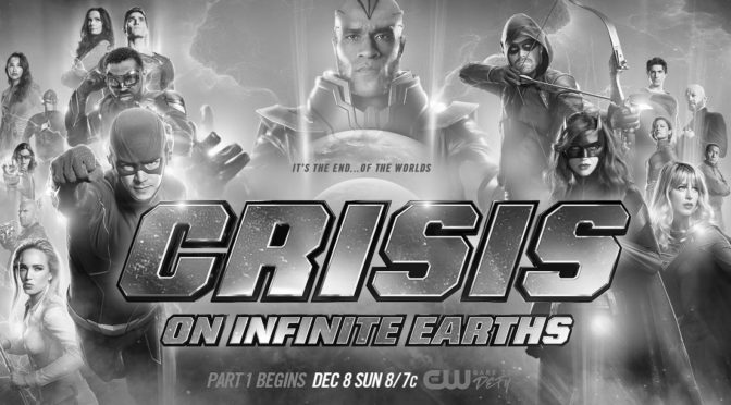 Crisis on Infinite Earths – ComicCorp Podcast
