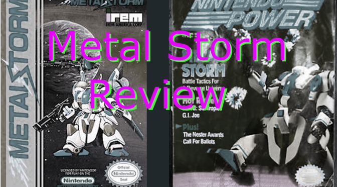 Metal Storm Review – GameCorp Podcast