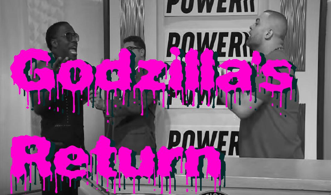 The Return of Godzilla – Wrestling Underground Podcast