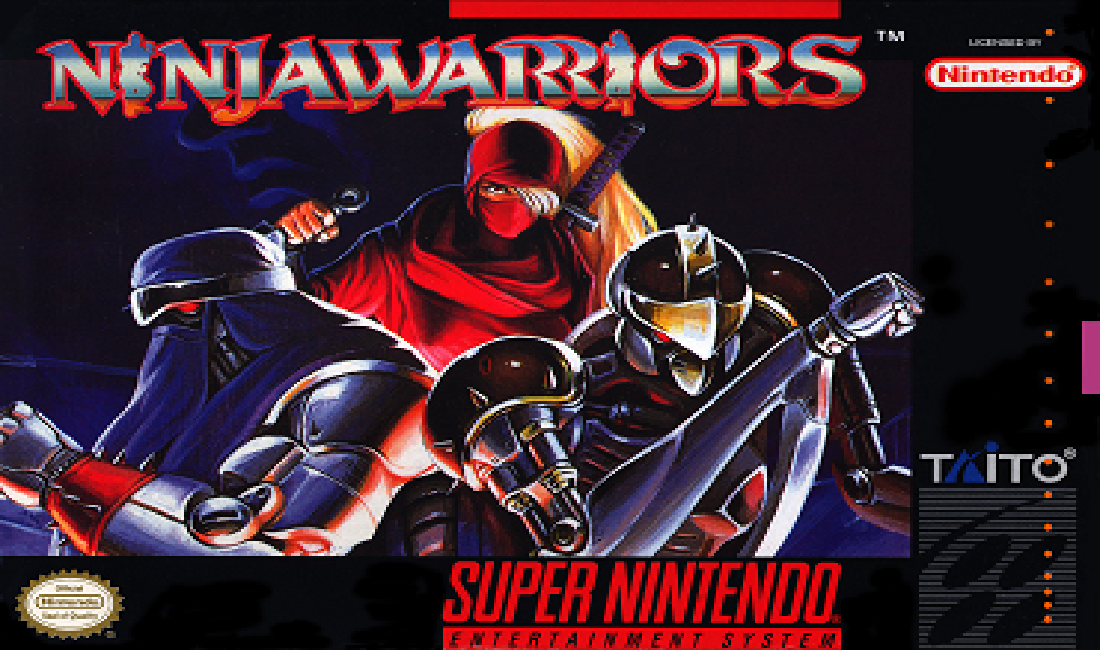 SNES Ninja Warriors – GameCorp Podcast