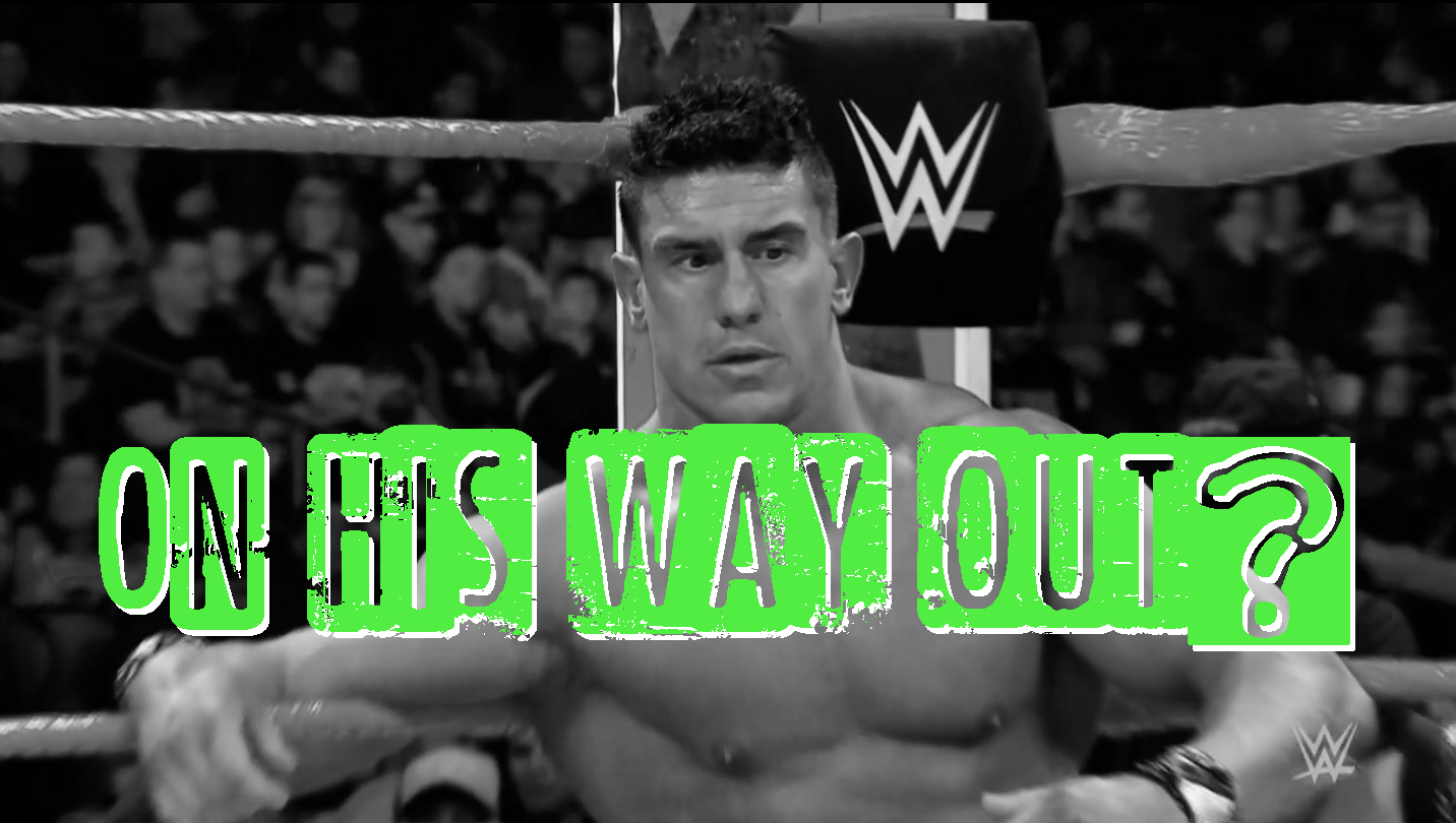 WWE preparing to part ways with Ethan Carter III?