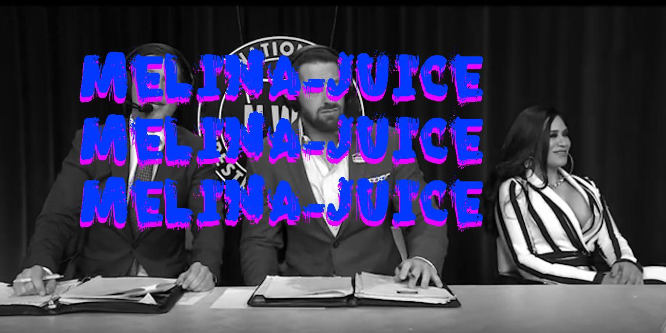 Melina-juice, Melina-juice, Melina-juice – Wrestling Underground's NWA Powerrr Review