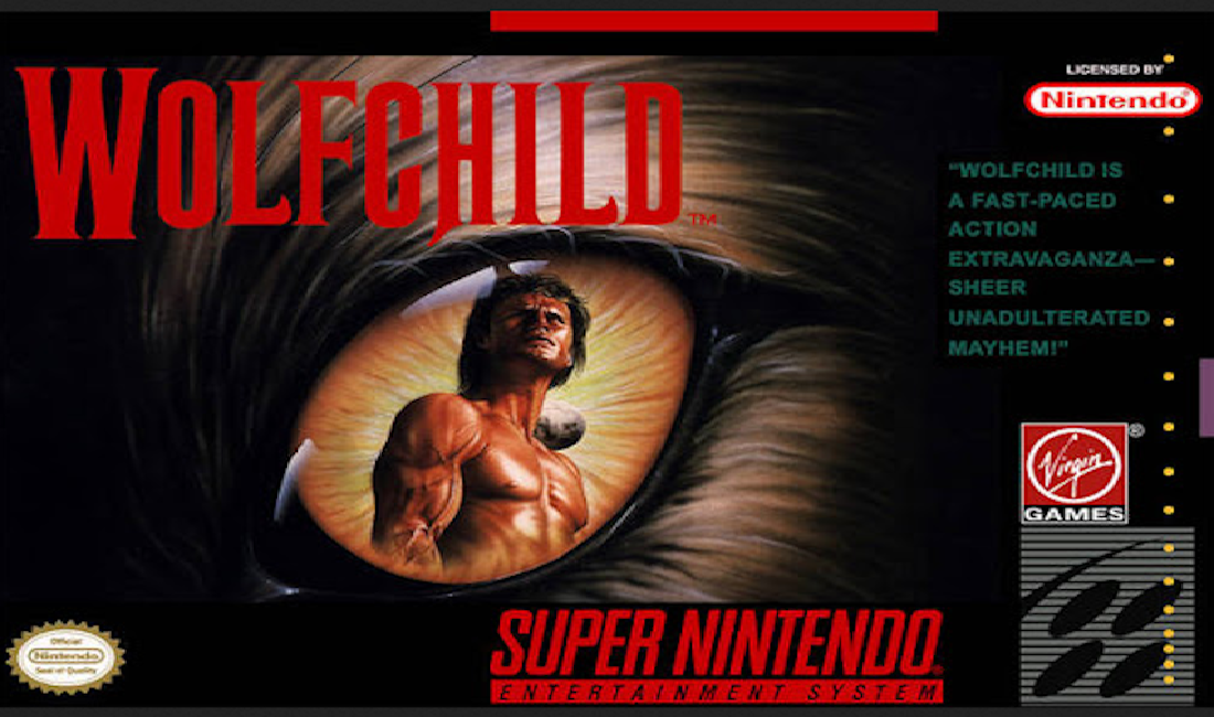 Wolfchild SNES – GameCorp Podcast