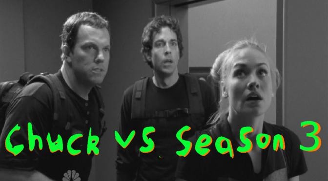 Stone Cold John Casey – Chuck vs. The Podcast Season 3 Review