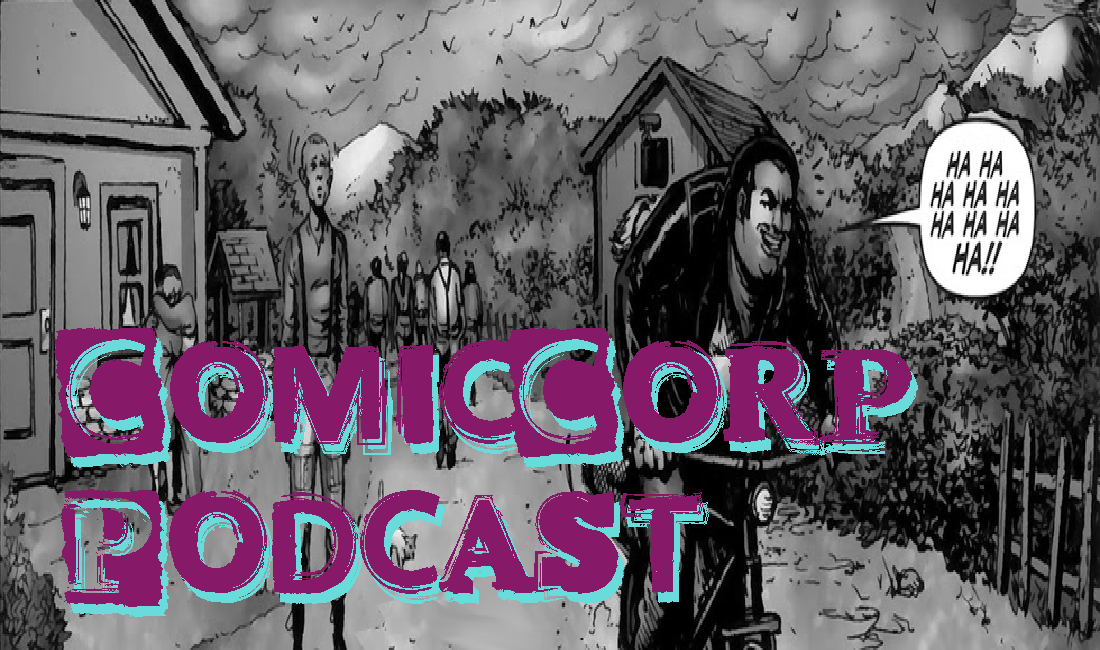The Boys give the crew a backstory – ComicCorp Podcast