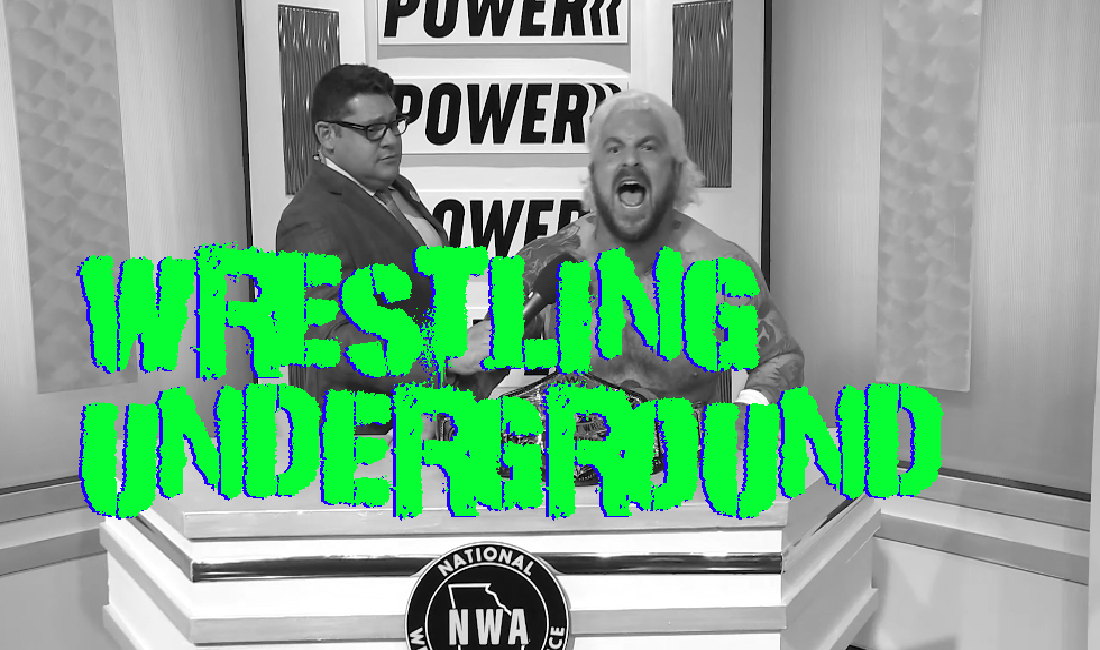 Zicky Dice wins title in a sea of tears – Wrestling Underground Podcast