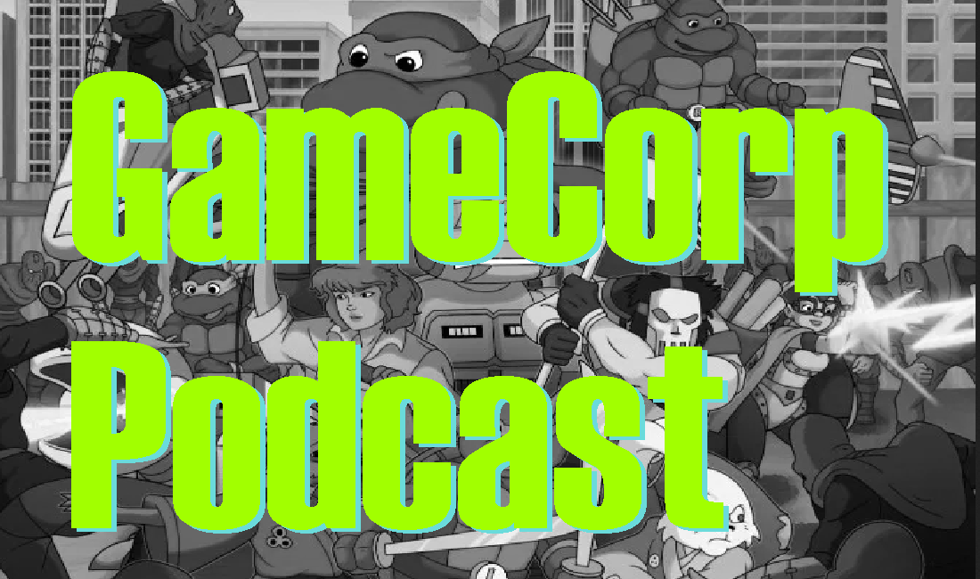 Teenage Mutant Ninja Turtles: Rescue-Palooza! (Review)- GameCorp Podcast