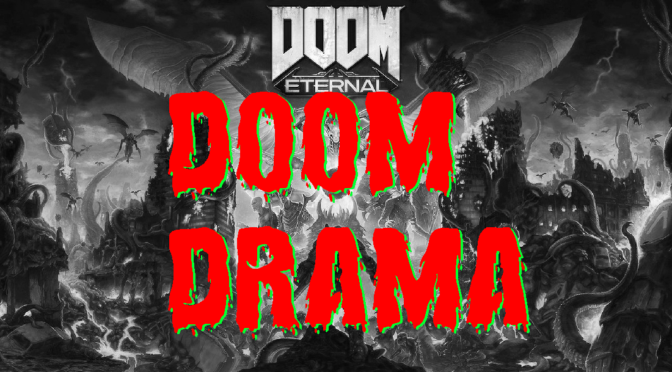 Doom Drama – GameCorp Podcast